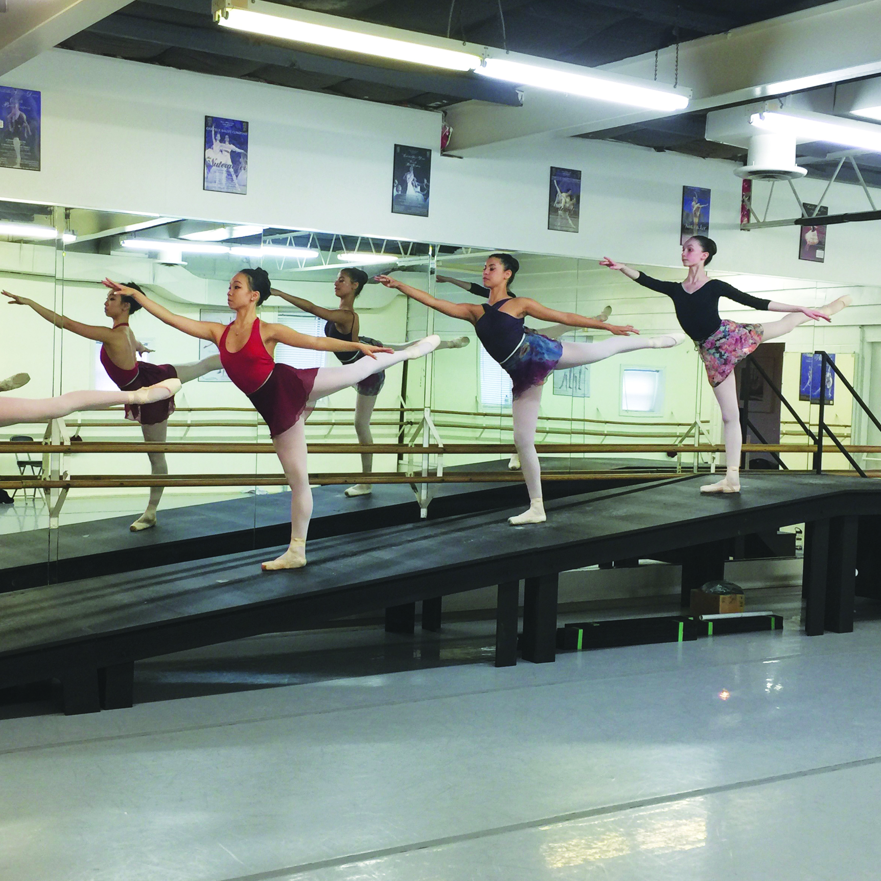 Rehearsals begin for inaugural Oakville Ballet September Performances